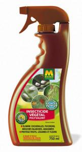 Insecticide végétal polyvalent 750ml