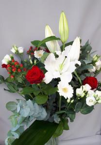 Bouquet classique chic