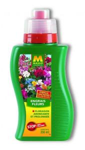 Engrais fleurs liquide 350ml